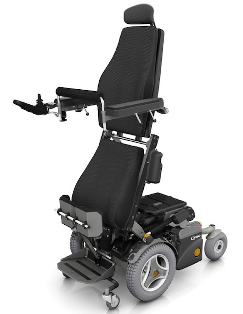 used permobil C500 standing wheelchair for sale