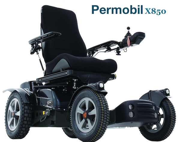 used permobil X850 wheelchair for sale