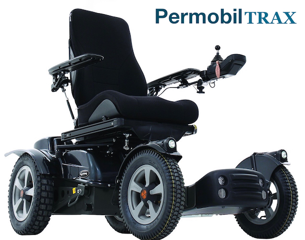 used permobil Trax X850 wheelchair for sale